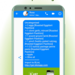 Grocery list, card coupon wallet: BigBag Pro v7.1 APK Free Download