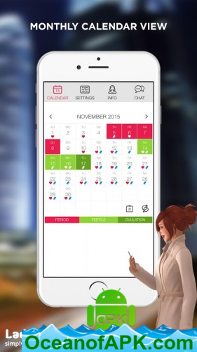LADYTIMER Period Tracker v4 3 9 APK Free Download