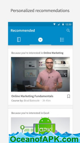 LinkedIn Learning: Online Courses to Learn Skills v0 81 3 APK Free