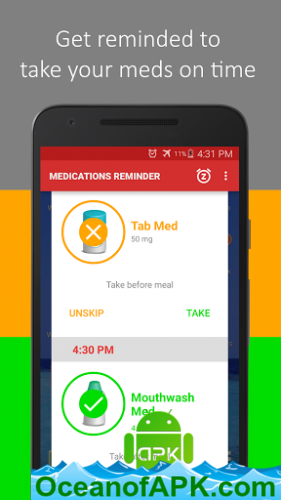 Medication Reminder & Pill Tracker: Medica v7 4 [Premium] APK Free