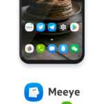 Meeye Icon Pack – Modern MeeGo Style Icons v3.7.2 [Patched] APK Free Download