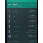 NetX Network Tools PRO v5.5.5.0 [Paid] APK Free Download