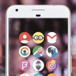 Pix Up – Round Icon Pack v2.37 [Paid] APK Free Download