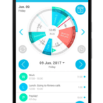 Sectograph. Planner & Time manager on clock widget v5.11 [Pro] APK Free Download