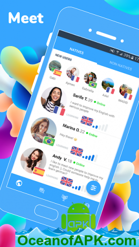 Speaky - Language Exchange v10 1 7 [Premium] APK Free Download