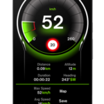 Speed View GPS Pro v1.4.25 [Patched] APK Free Download