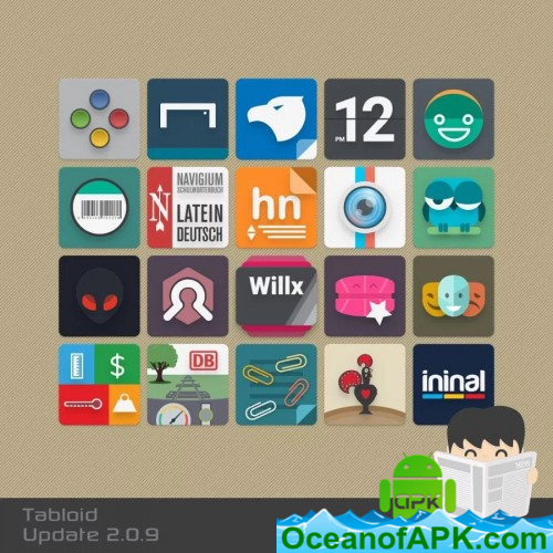 Tabloid Icon v3 2 4 [Patched] APK Free Download