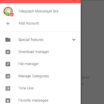 Telegraph Messenger vT5.7.1 – P7.2.1 [Mod] APK Free Download