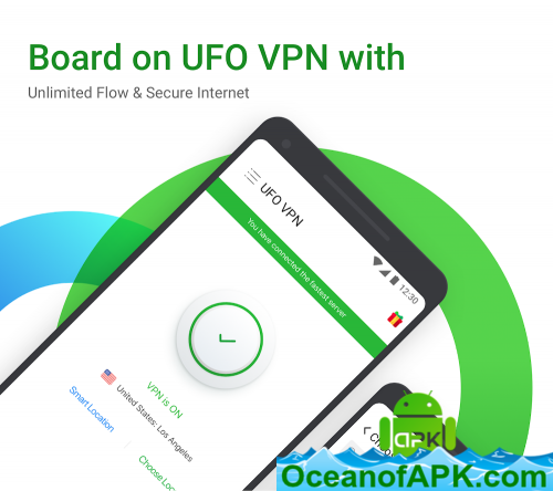 UFO VPN - Premium Proxy Unlimited & VPN Master v2 1 1 [Mod
