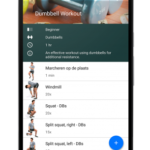 Virtuagym Fitness Tracker – Home & Gym v7.5.4 [Pro] APK Free Download