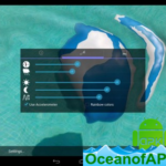 Water Touch Pro Parallax Live Wallpaper v1.3.1 [Patched] APK Free Download