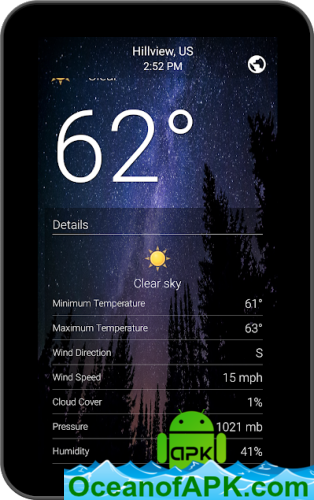 Weather Zone Pro v0 2 6 APK Free Download