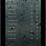 Weather Zone Pro v0.2.6 APK Free Download