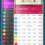 Work Log PRO v4.7.8 [Unlocked] APK Free Download
