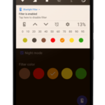 Bluelight Filter for Eye Care v3.1.2 [Unlocked] APK Free Download