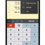 CalcTape Calculator with Tape v6.0.4(201908191034) [Pro] APK Free Download