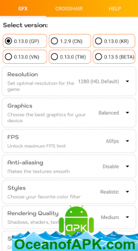 GFX Tool Pro - Game Booster for Battleground v1 5 [Paid] APK