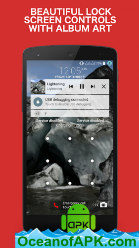Music Player Mp3 Pro v2 2 2 b21 [Paid] by AndroidRockers APK