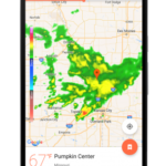 NOAA Weather Radar & Alerts v1.28 [Unlocked] APK Free Download