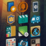 Tigad Pro Icon Pack v2.5.4 [Patched] APK Free Download