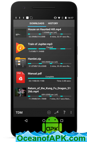Turbo Download Manager (and Browser) v6 19 [Mod] APK Free