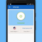 VPN 365 Free Unlimited VPN Proxy & WiFi Security v1.6.6 [Ad Free] APK Free Download