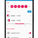 AppBlock – Stay Focused v2.7.3 [Pro] APK Free Download