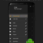 CM File Manager v1.0 [Paid] APK Free Download
