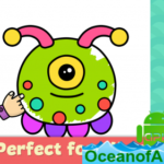Coloring book for kids v1.100 (Unlocked) APK Free Download
