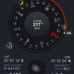 Compass G241 (All in One GPS, Weather, Map) v1.7 [Pro] APK Free Download