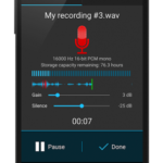 Easy Voice Recorder Pro v2.6.2 build 11130 [Patched] APK Free Download