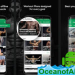 Fitvate Gym Workout Trainer Fitness Coach Plans v4.0 [Mod] APK Free Download