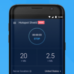Hotspot Shield Basic – Free VPN Proxy & Privacy v6.9.7 [Plus] APK Free Download