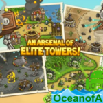 Kingdom Rush Frontiers v3.1.05 + (Mod) APK Free Download