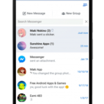Maki Plus: Facebook and Messenger v3.9.7 Sakura build 163 [Paid] APK Free Download