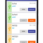 Microsoft exFAT/NTFS for USB by Paragon Software v3.1.6.2 [Unlocked] APK Free Download