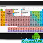 Periodic Table 2019. Chemistry in your pocket v6.7.0 [Pro] APK Free Download