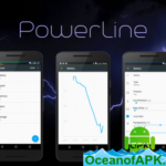PowerLine: On screen battery, signal, data lines v5.3 [Pro] APK Free Download