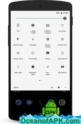 Shortcutter - Quick Settings v7 5 2 [Premium] APK Free Download