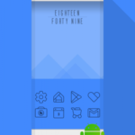 TwoPixel Dark – Icon Pack v6.1 [Patched] APK Free Download
