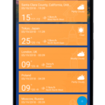 Weather Forecast Pro: Timeline, Radar, MoonView v2.9 [Paid] APK Free Download