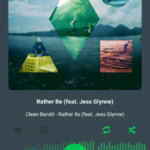 Aurora – Material Poweramp v3 Skin v2.6 [Paid] APK Free Download