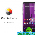 Cornie icons v4.8.5 [Patched] APK Free Download