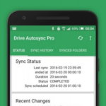 DriveSync – Autosync for Google Drive v4.4.4 [Ultimate] APK Free Download