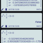 Fx Calculator 350es 84+ calculator sin cos tan v4.2.7 [Premium] APK Free Download