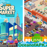 Idle Supermarket Tycoon v2.1.0 (Mod Coins) APK Free Download