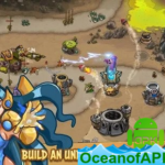 King Of Defense: Battle Frontier v1.3.12 (Mod Money) APK Free Download