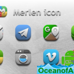 Merlen Icon Pack v1.6.5 [Patched] APK Free Download