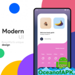 Modern UI for KWGT v3.2 [Paid] APK Free Download