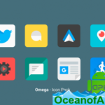 Omega – Icon Pack v3.1 [Patched] APK Free Download